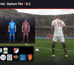 [Fshare] PES 2018 PC Option File 9.2 by InMortal Season 2017/2018