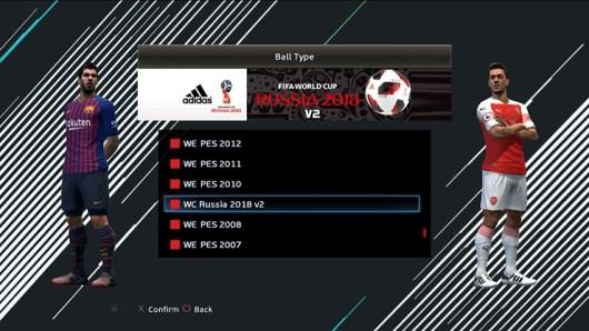 PES 2013 Next Season Patch 2019 V3.0 cập nhật mùa giải 2018/2019
