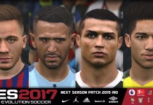 PES 2017 Next Season Patch 2019 AIO - Patch PES 2017 mới nhất