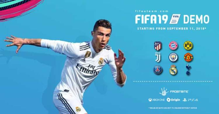 Cách tải game FIFA 19 DEMO cho PC miễn phí - Download FIFA 19 DEMO PC