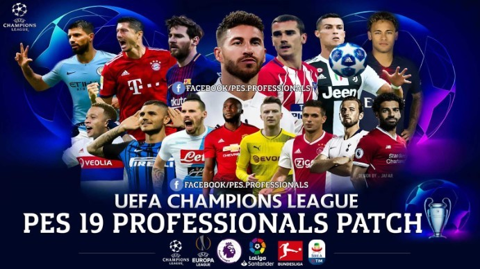 PES 2019 Professionals Patch