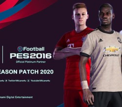 PES 2016 Next Season Patch 2020 - Patch PES 2016 mới nhất