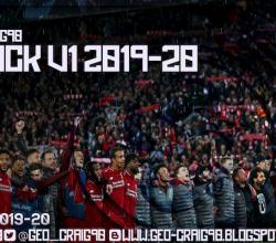 PES 2019 Kitpack Season 2019-20 V1 HD [AIO] - Kitpack cho PES 2019