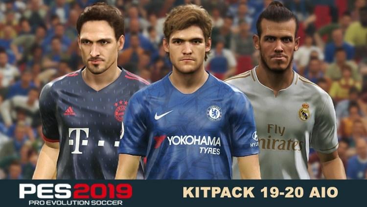 PES 2019 Kitpack New Season 2019/2020 AIO by Micano4u