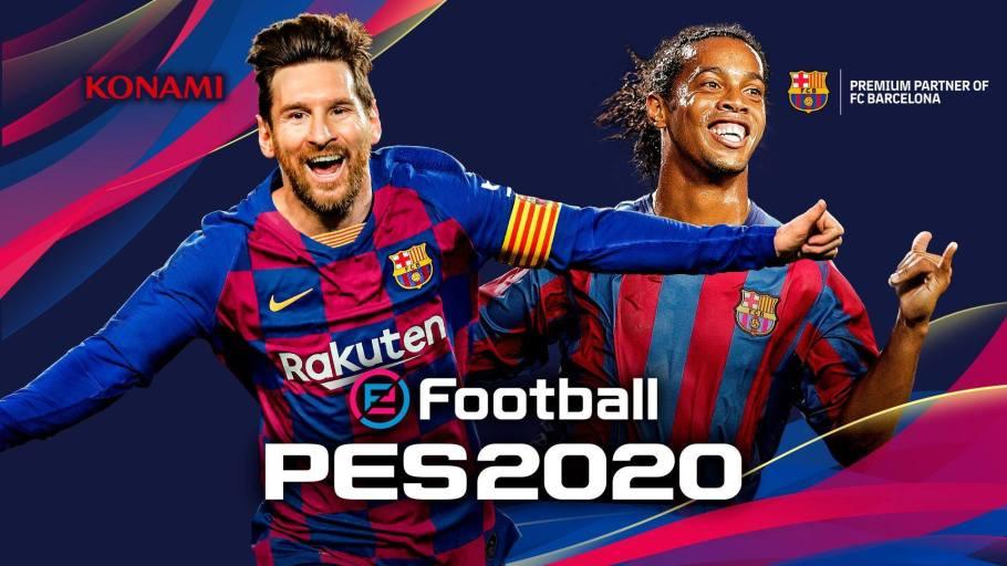 Kết quả hình ảnh cho eFootball PES 2020