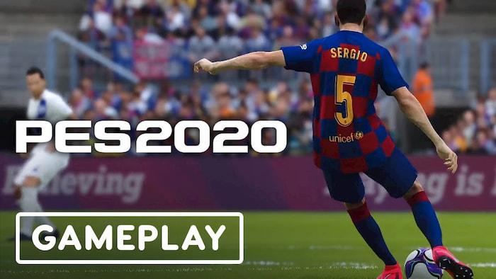PES 2020 GamePlay Module
