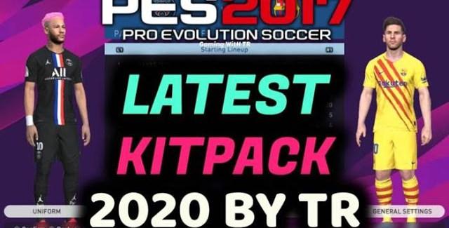 PES 2017 Mega Kitpack Season 2019-2020 AIO
