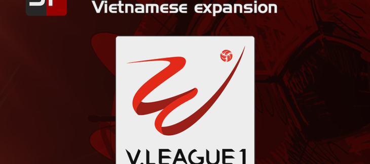 Thêm giải đấu V League cho PES 2021 SmokePatch