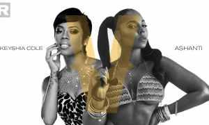 Ashanti, Keyshia Cole Pay Tribute To 2Pac On Verzuz
