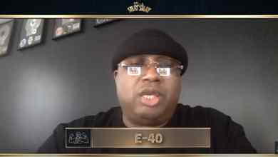 E-40 Explains Why Tupac Was Ahead Of His Time