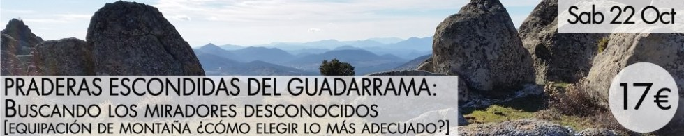03_Trekking_Tupanga Outdoor and fun - Praderas Escondidas del Guadarrama WEB