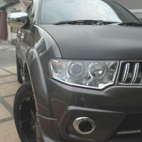 Simple Modification Mitsubishi Pajero Sport