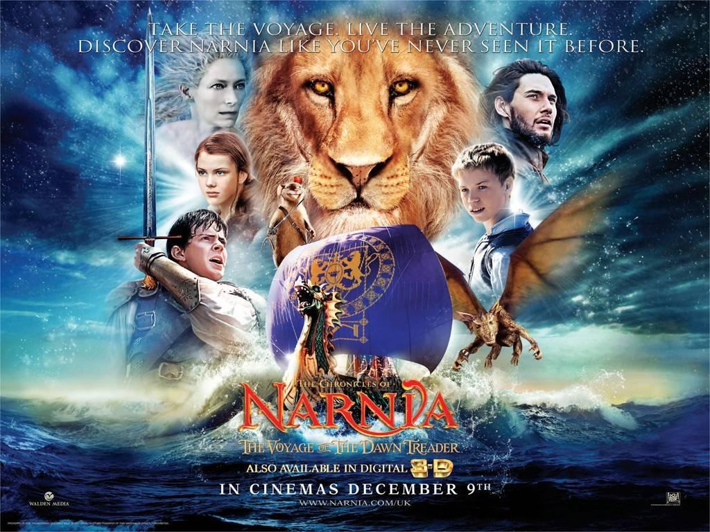 Conoce Todo Sobre Narnia 3 Y Sus Personajes Y Aventuras