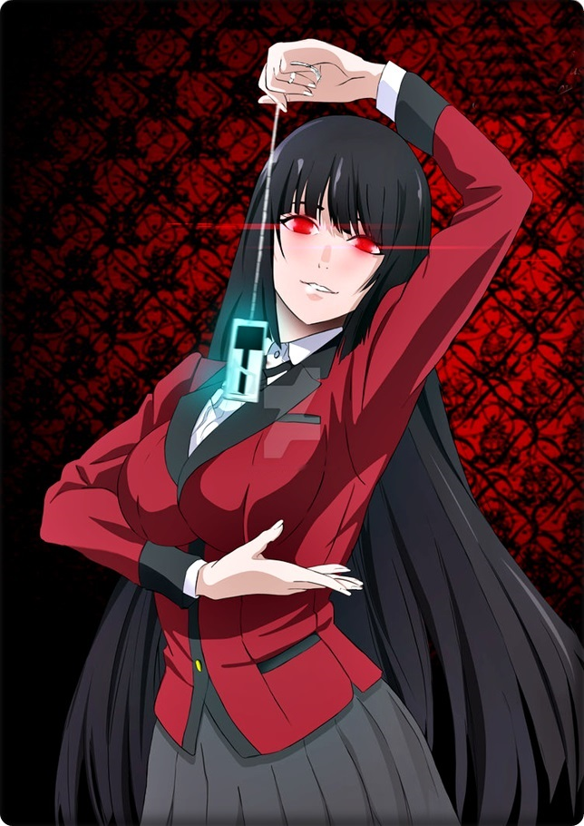Kakegurui trama manga live action anime y ms