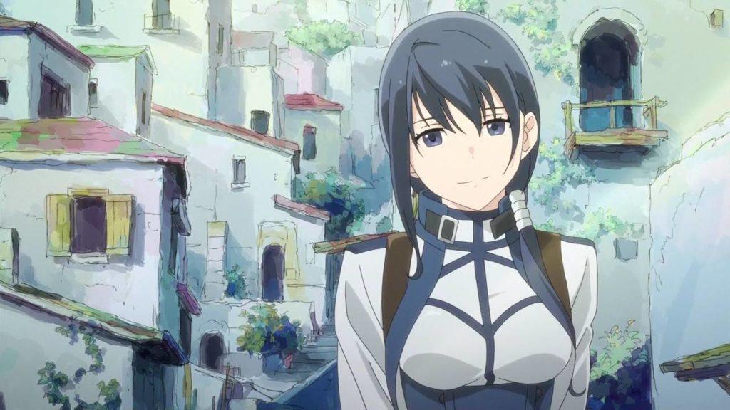 Hai to gensou no Grimgar sinopsis manga novela ligera anime y ms