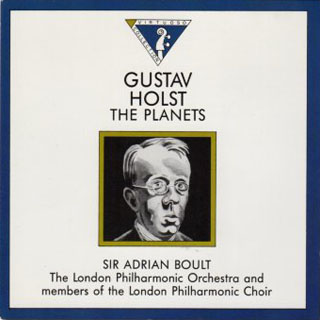 Holst - The Planets (Boult, 1954)