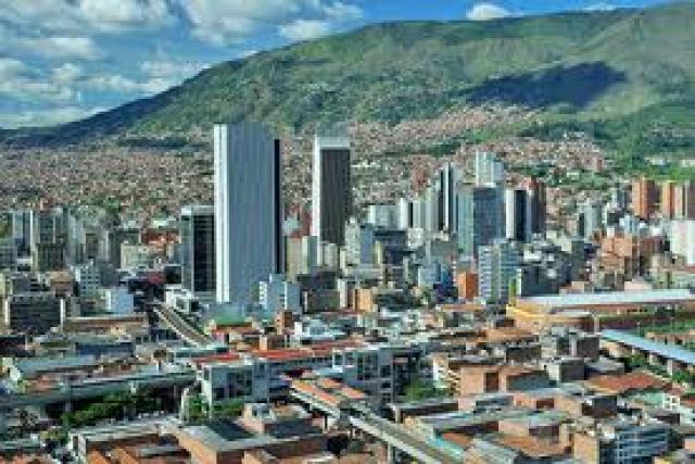 Una ciudad modelo, Medellín, Colombia