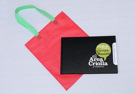 Una bella presentación del Arca Criolla de Alejandro Luy, editado por Fundación Tierra Viva