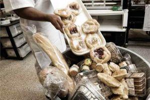 Se lanzan a la basura toneladas de comida aún aprovechables