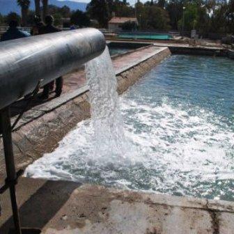 Planta potabilizadora de agua foto Correo del orinoco