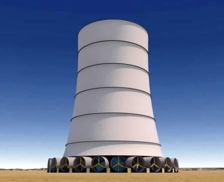 Primera planta eólico-solar del mundo.