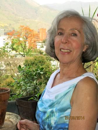 La doctora Sylvia Probst foto cortesía de SPColostrum