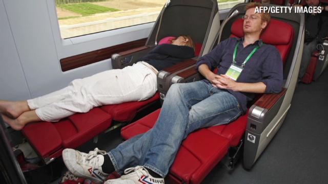 Viajar en tren bala de Beijing a New York un reto que deseamos sea ecológico y no sólo tecnológico