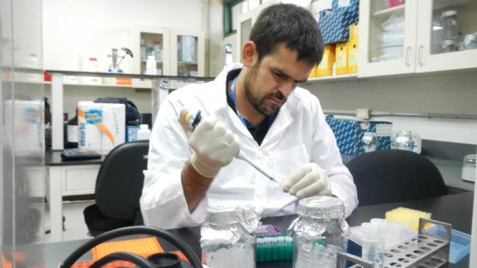 Marco García, foto Verde Salvaje