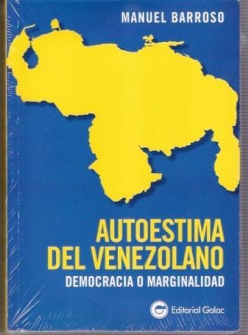 Su libro Autoestima del Venezolano