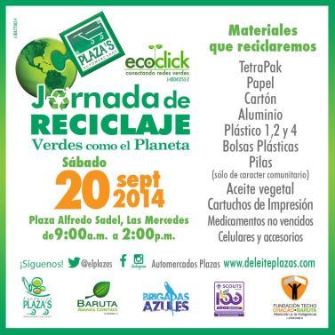 Jornada de Reciclaje