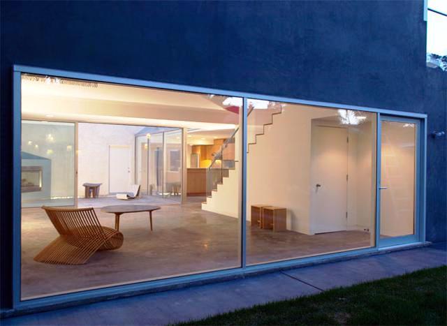 Las casa pueden ser equipadas con ventanas fotovoltaicas