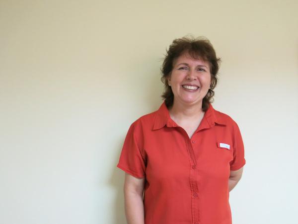 Hedelvy Guada, Directora de CICTMAR. Foto cortesía de Minerva Vitti
