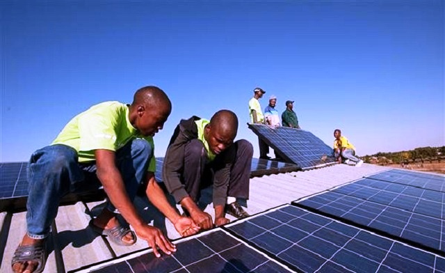 Africa va a anadir mas energia renovable