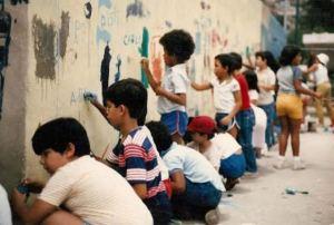 Grupo Reverberación El Valle. Foto cortesía de Nidia Hernández