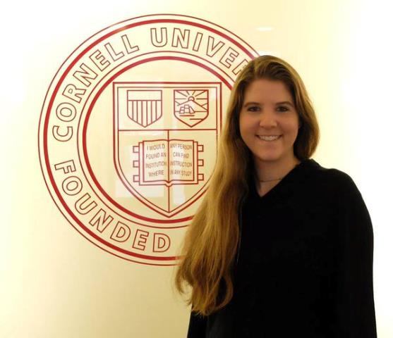 Blake Uretsky, estudiante de Ecología Humana en la Cornell University en Ithaca, New York