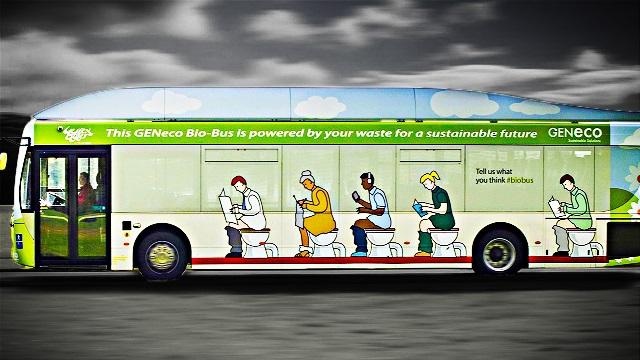 Bio Bus al servicio de la población