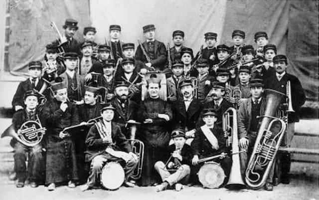 Para Don Bosco la eduación era integral y muy importante la musical
