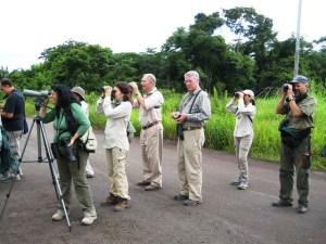 Observación de aves. Foto AUDUBON VENEZUELA