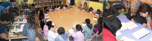 Comunidades de aprendizaje. Foto utopiadream.info