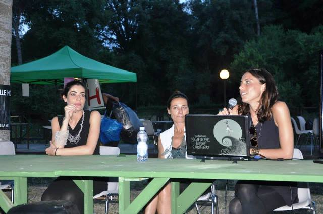 Consuelo Fabrani y sus socias. Foto Arborvitae, foto de A3 paesaggio
