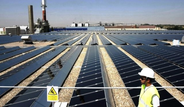 Energias limpias Uruguay. Foto caminoverde.com.uy