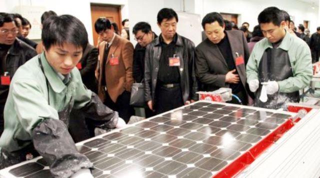 China avanza en sus energías limpias