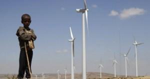 El mayor parque eólico de Africa está en Etiopía