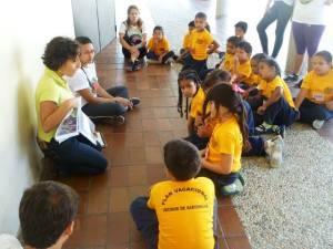 VerdelaTierra participando en planes vacacionales. Foto: VerdelaTierra