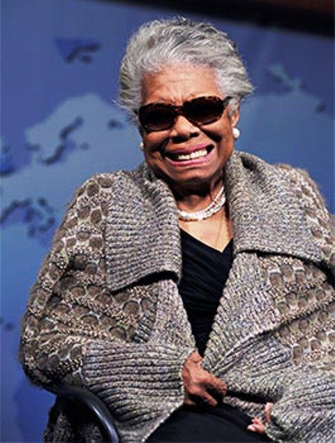 La aclamada poeta, escritora y activista, Maya Angelou. Foto ONU/Eskinder Debebe
