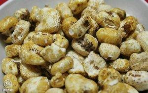 Cereales inflados artesanales de Avila Verde