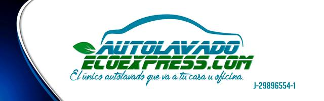 Logo autolavado Ecoexpress