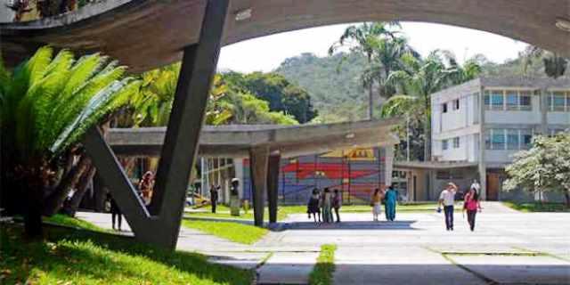 UCV Patrimonio de la Humanidad. Foto BioUrbana UCV