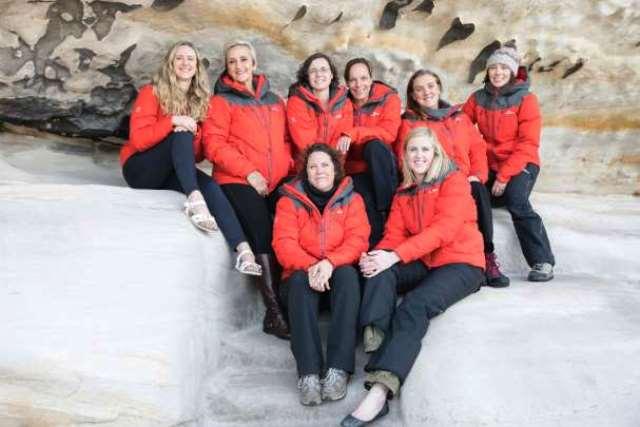 Un gran equipo femenino