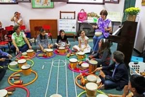 Formación integral para que el niño seleccione luego su camino musical